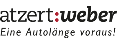 Online-Beratung der atzert:weber Gruppe Logo